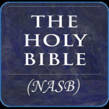 Holy Bible NASB poster