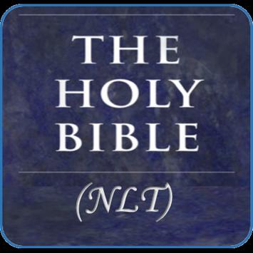 Holy Bible (NLT) poster