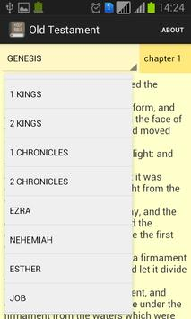 Holy Bible (NLT) apk screenshot