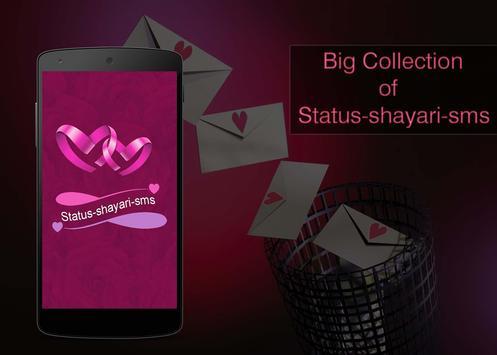 Status-Shayari-SMS poster