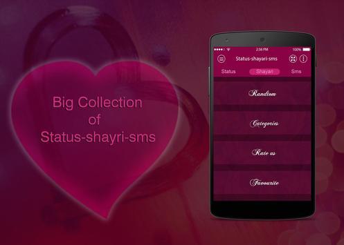 Status-Shayari-SMS apk screenshot