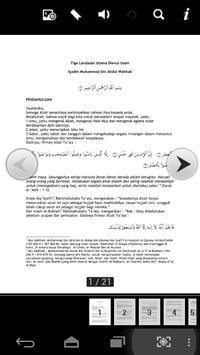 Landasan Islam(Usul Atsalasah) apk screenshot