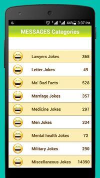 Go SMS - Funny Free Hindi Joke poster