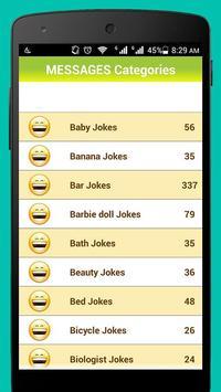 Go SMS - Funny Free Hindi Joke apk screenshot