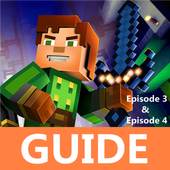 Guide Minecraft Story Mode 3-4 icon