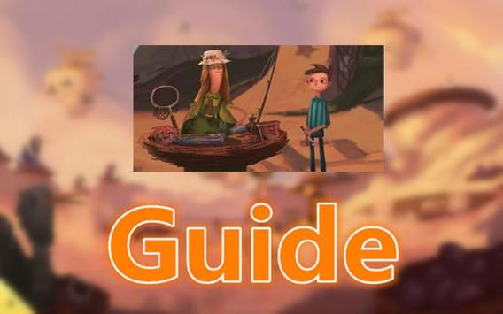 New Guide For Broken Age poster