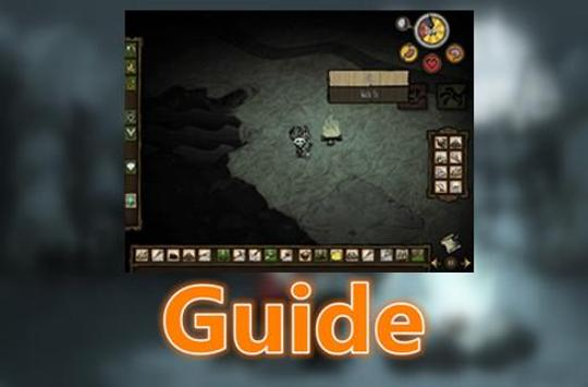 New Guide for Don't Starve. poster