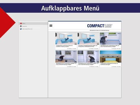 CompactFloor apk screenshot