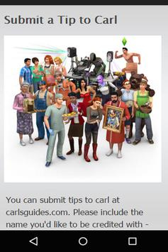 Cheats for The Sims poster