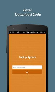 Top Up Xpress Recharge Service apk screenshot