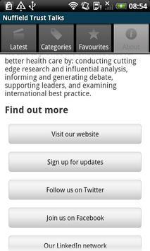 Health Talks apk screenshot