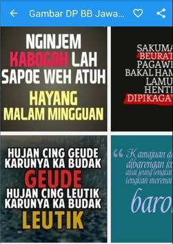 DP BB Basa Jawa Lucu apk screenshot