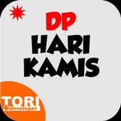 DP Hari Kamis Animasi Bergerak icon