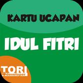 Kartu Ucapan Idul Fitri DP BB icon