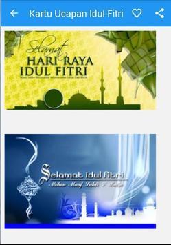 Kartu Ucapan Idul Fitri DP BB apk screenshot