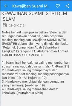 Kewajiban Suami Syariat Islam apk screenshot