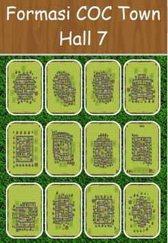 Formasi COC Town Hall 7 apk screenshot