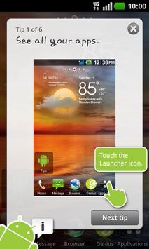 myTouch LGE739 In-Store Demo apk screenshot