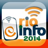 Rio Info 2014 icon