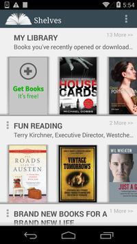 E-Books Reader App poster