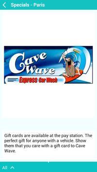 Cave Wave apk screenshot