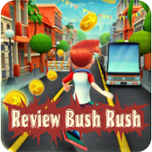 Review Bus Rush icon