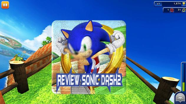 Review Sonic Dash 2 poster