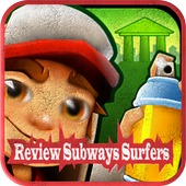 Review Subway Surfers icon