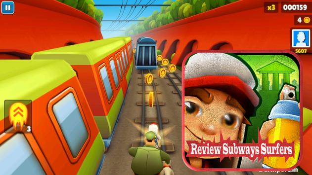 Review Subway Surfers poster