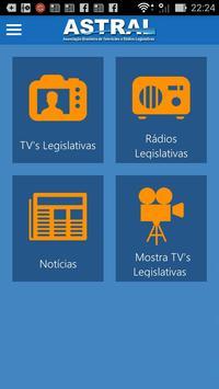 ASTRAL-Rádios Tvs Legislativas poster