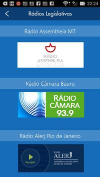 ASTRAL-Rádios Tvs Legislativas apk screenshot