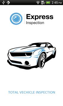 Total Vehicle Inspection poster
