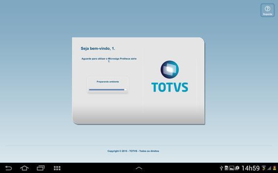 TOTVS FatClient ERP (BETADEMO) poster