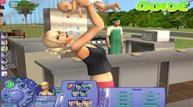 Guide The Sims 2 apk screenshot
