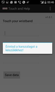 Touch and Help apk screenshot