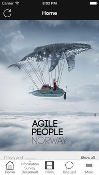 Agile People poster