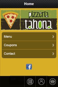 Tahona Pizzeria apk screenshot