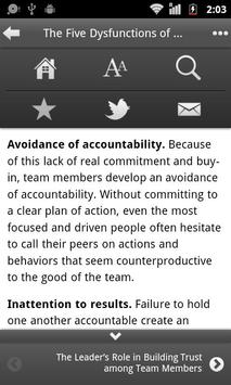 Jossey-Bass Leadership Skills apk screenshot