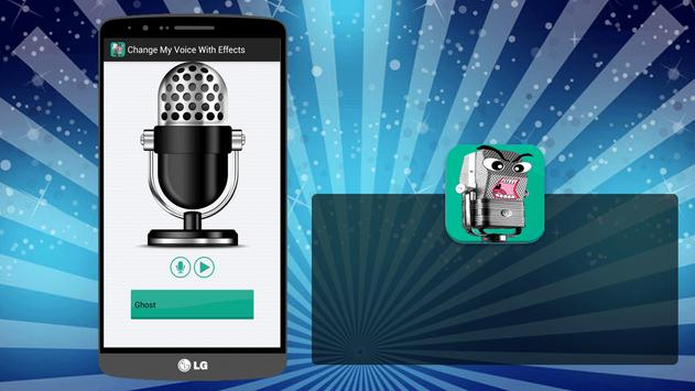 Change My Voice With Effects apk screenshot