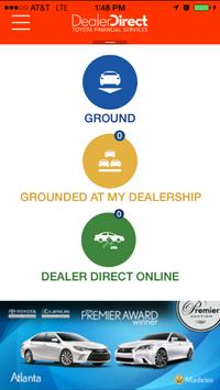 Toyota Dealer Direct poster