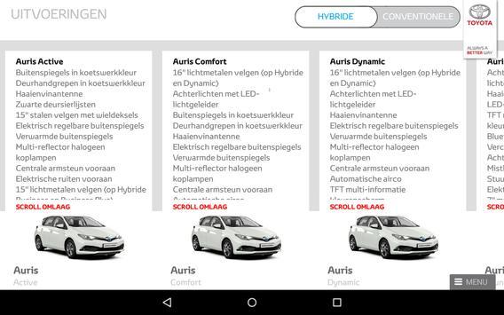 Auris Brochure (be-nl) apk screenshot