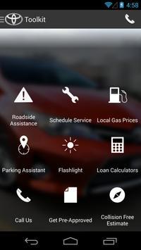 Toyota Carlsbad DealerApp poster