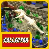 Collector LEGO Jurassic World icon
