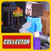 Collector LEGO Minecraft icon