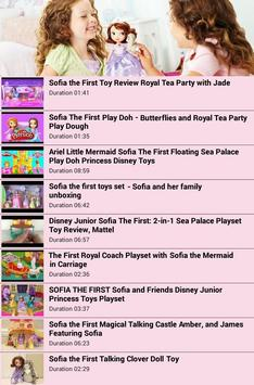 Sofia The Toys Review poster
