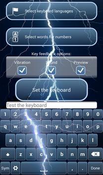 Electric Keyboard Changer apk screenshot