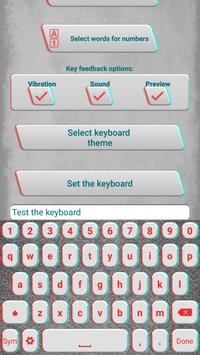 Keyboard Themes with Emoticons poster