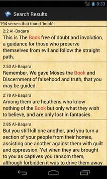 Quran Translations apk screenshot