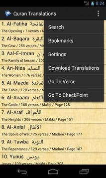Quran Translations poster