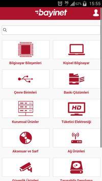 Bayinet Mobile Application poster